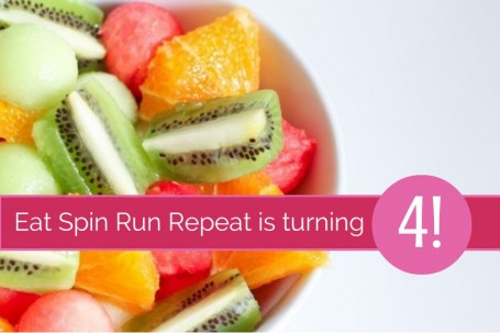 Eat Spin Run Repeat is 4