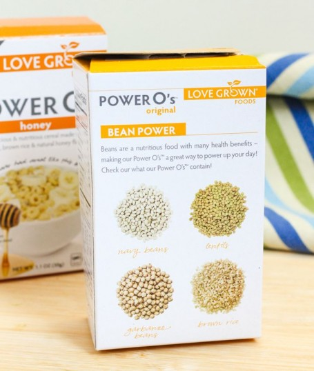 Love Grown Foods Power O's
