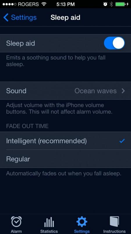 Sleep Cycle - sleep aid