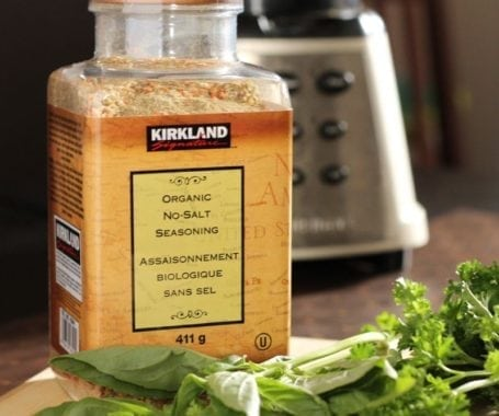 costco kirkland organic salt-free seasoning