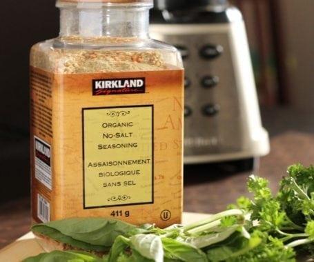 costco kirkland organic salt-free seasoning