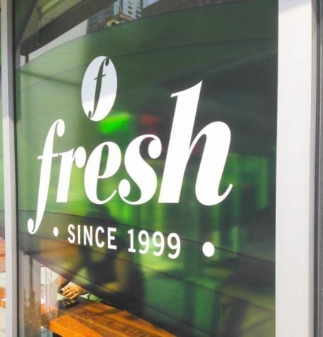 fresh on eglinton