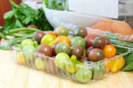 organic baby heirloom tomatoes 2