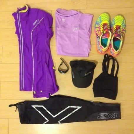 race day outfit - tys10K