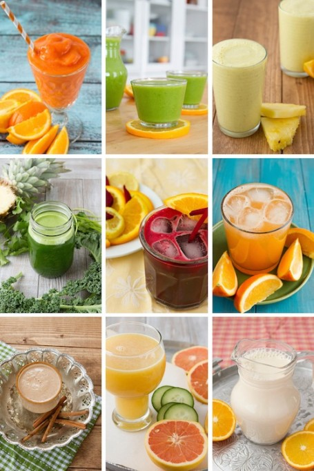 recipes from Vibrant Life Cleanse
