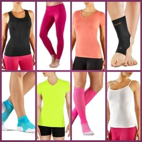 tommie copper ladies fitness clothes