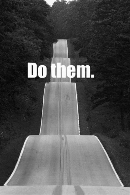 hills - do them