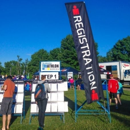 Subaru Guelph Lake Triathlon registration 2