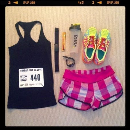 Waterloo10K Classic running gear