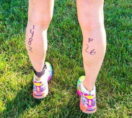 marked calves