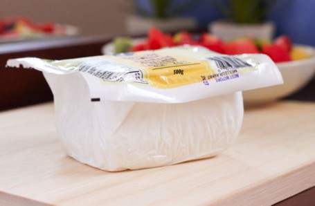 western creamery pressed cottage cheese