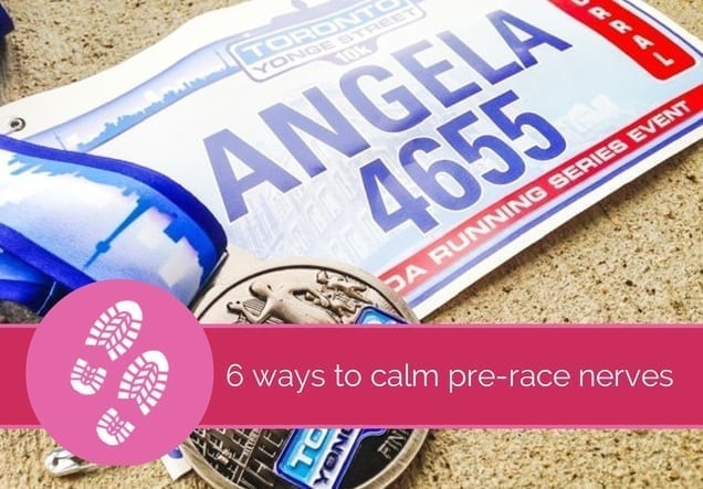 6 ways to calm pre-race nerves - eat-spin-run-repeat.com