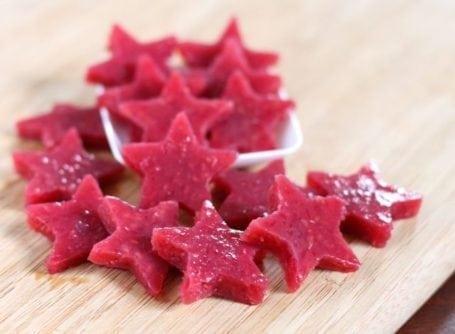 Vegan Raspberry Electrolyte Gummies - Eat Spin Run Repeat