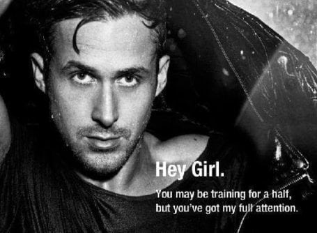ryan gosling - hey girl