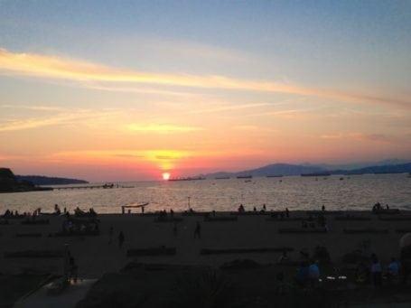 Kits Beach Sunset