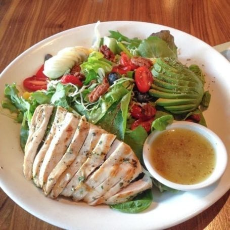Raincoast Salad at Cactus Club Cafe Bentall Location