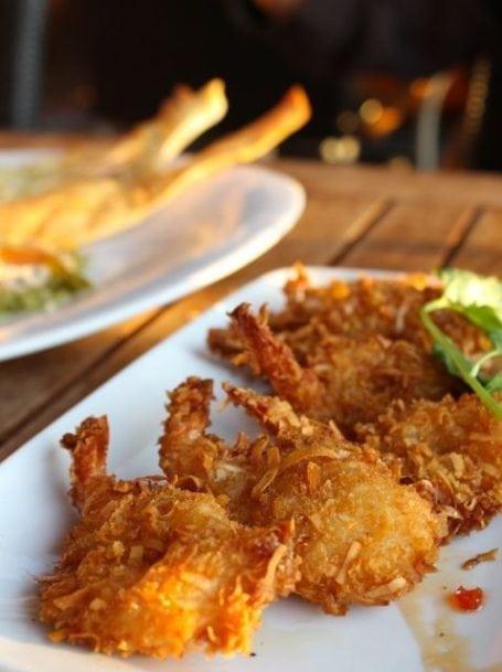 The Boathouse - Firecracker Shrimp