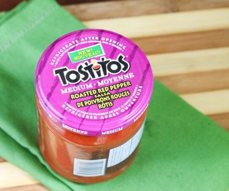 Tostitos Roasted Red Pepper Salsa