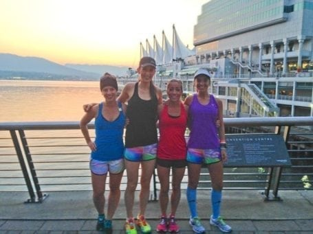 before seawheeze with danielle ashley and christina