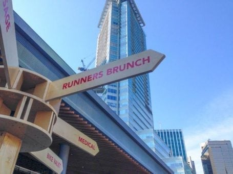 lululemon runner's brunch 3
