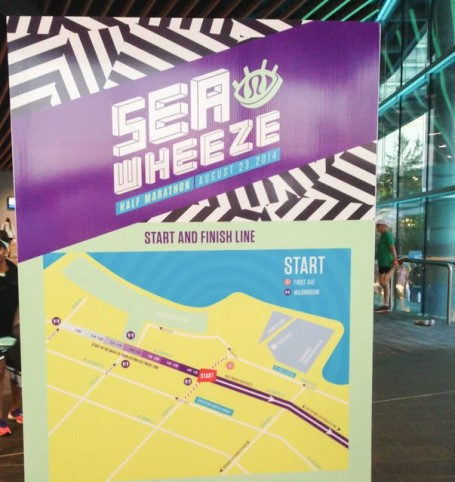 seawheeze 2014 route