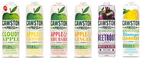 Cawston Press Juices