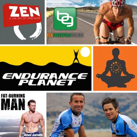 Fitness Podcasts - Eat Spin Run Repeat