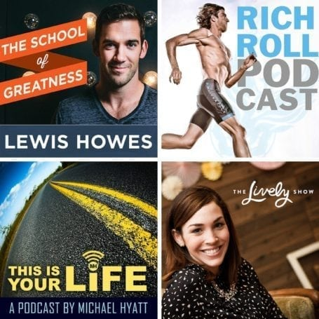 Self Actualization and Leadership Podcasts - Eat Spin Run Repeat