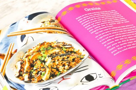 Simple Recipes for Joy by Sharon Gannon