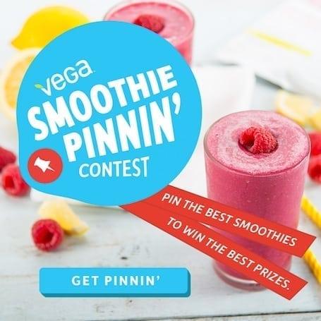 Vega Smoothie Pinnin Contest