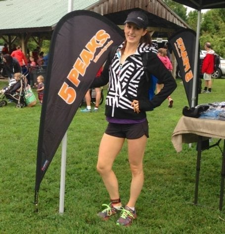 pre-race at kortright conservation area