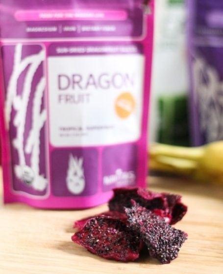 Navitas Naturals Dragon Fruit Slices