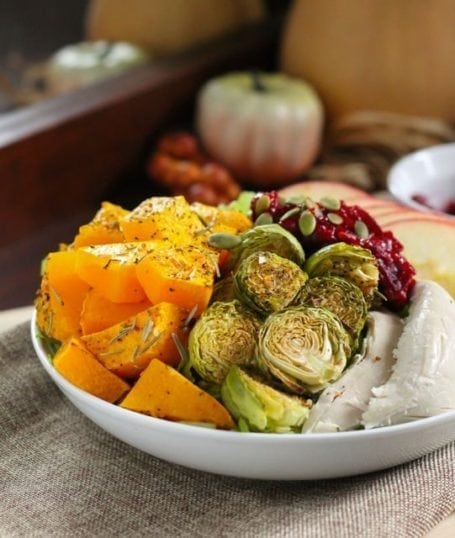 The Best Thanksgiving Leftovers Salad Ever - Eat Spin Run Repeat