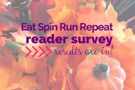 reader survey results are in