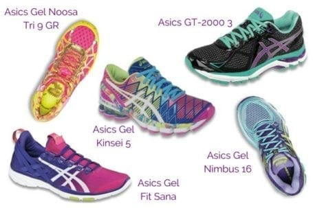 Asics late 2014 shoes - Eat Spin Run Repeat