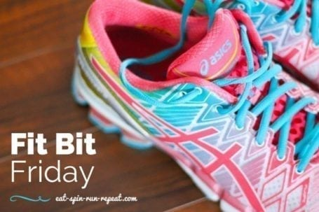 Fit Bit Friday - Eat-Spin-Run-Repeat.com