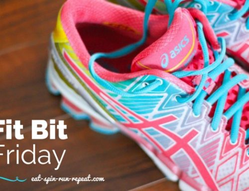 Fit Bit Friday 184: The 21-Minute Total Body Tabata Workout