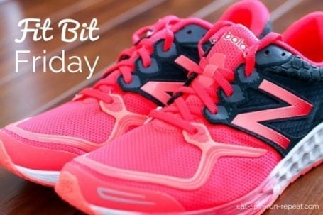 Fit Bit Friday - New Balance Fresh Foam Zante