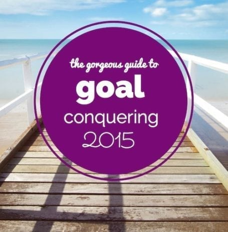 The Gorgeous Guide to Goal Conquering - Eat Spin Run Repeat