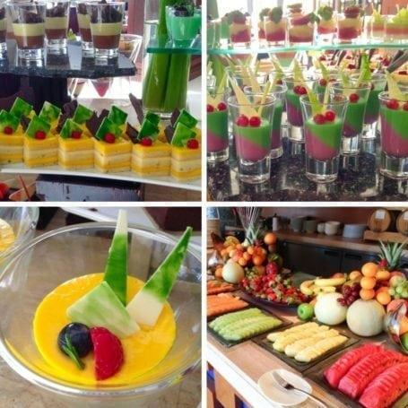 Sofitel Desserts