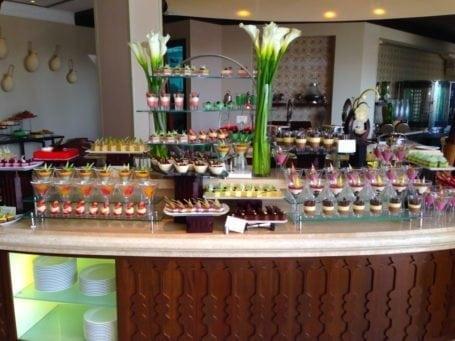 Sofitel dessert station