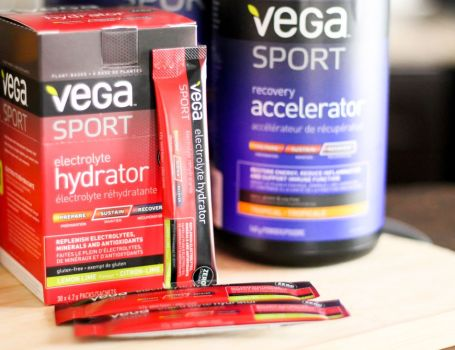 Vega electrolyte hydrator and recovery accelerator