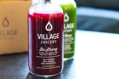 Be Strong Juice from The Village Juicery