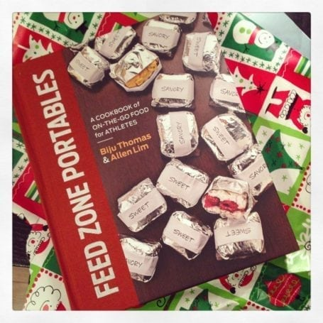 Feedzone Portables - 75 all-new portable food recipes for cyclists, runners, triathletes, mountain bikers, climbers, hikers, and backpackers