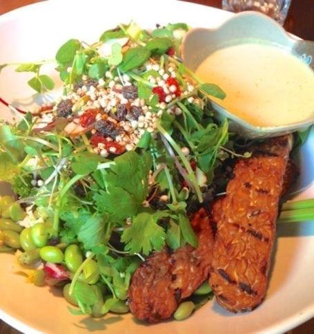 Superfood Salad at Fresh on Eglinton