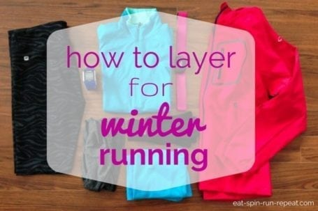 How to Layer for Winter Running - Eat Spin Run Repeat