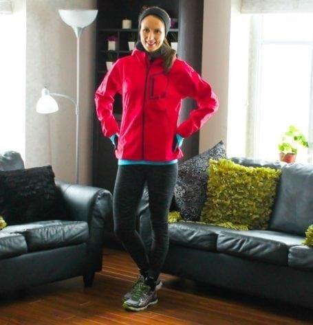 Icebreaker Merino running jacket