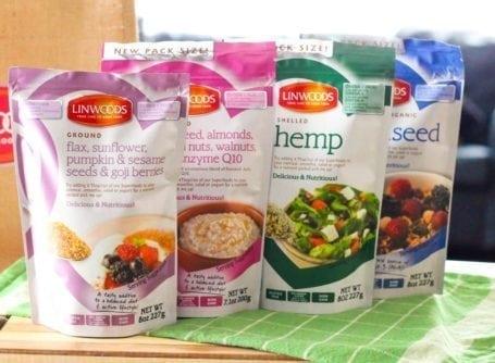 Linwoods Health Foods superfoods