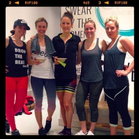 FuelYourBetter event at Spin Society, Vancouver