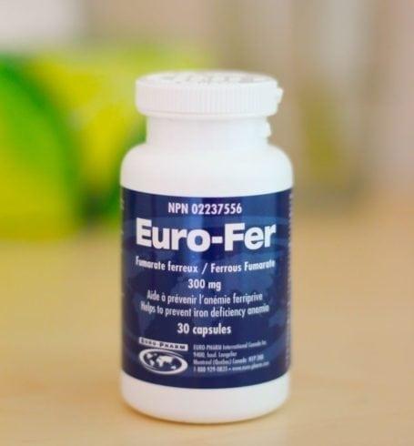 Euro Fer Ferrous Fumarate